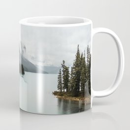 Landscape Photography Maligne Lake Coffee Mug