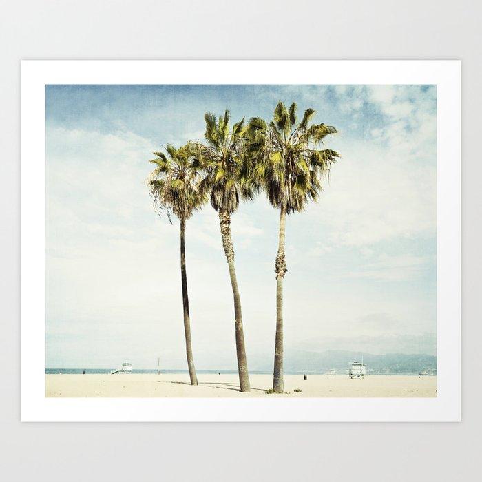 Venice Palms Kunstdrucke