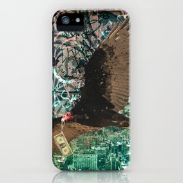 Carrion iPhone Case