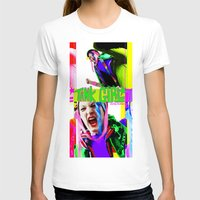tank girl T-shirts featuring Tank Girl Lucy by sorshag