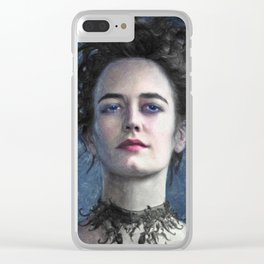 Vanessa Ives Clear iPhone Case