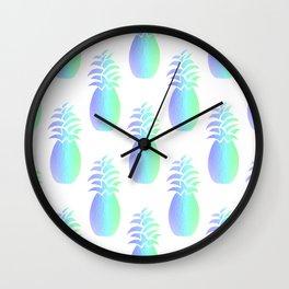 Tropical Harvest Wall Clock