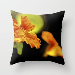 """Doppelgänger (ii)"" by ICA PAVON Throw Pillow"