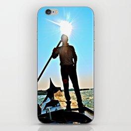 Gondola (Venice, Italy)  iPhone Skin