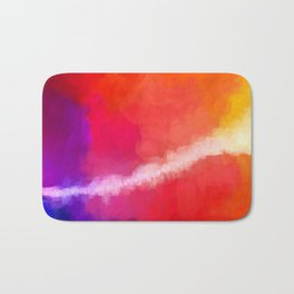 For the Love of Color Bath Mat