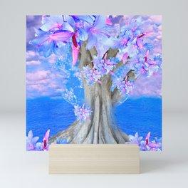 TREE OF HOPE Mini Art Print