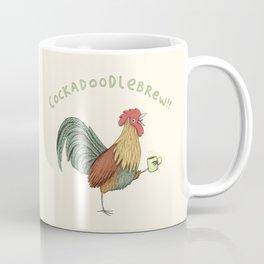 Cockadoodlebrew!! Coffee Mug