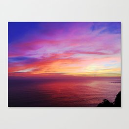 Chapman's Peak Canvas Print