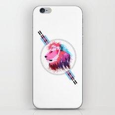Leon neon iPhone & iPod Skin