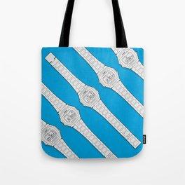 Make time Tote Bag
