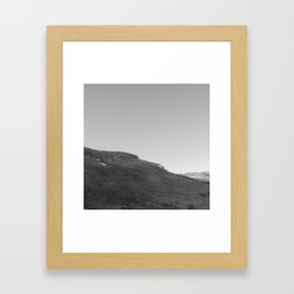 Mt. Hood National Forest Framed Art Print