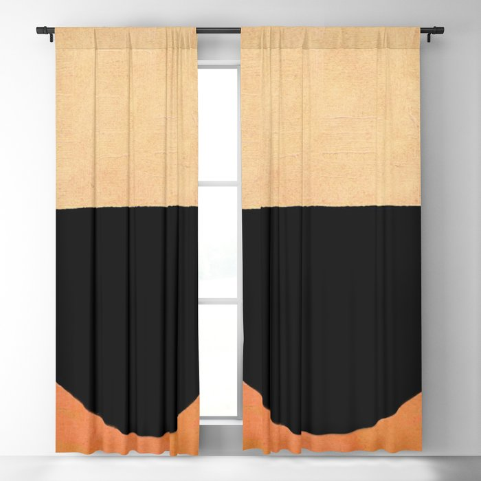 Inverse Blackout Curtain