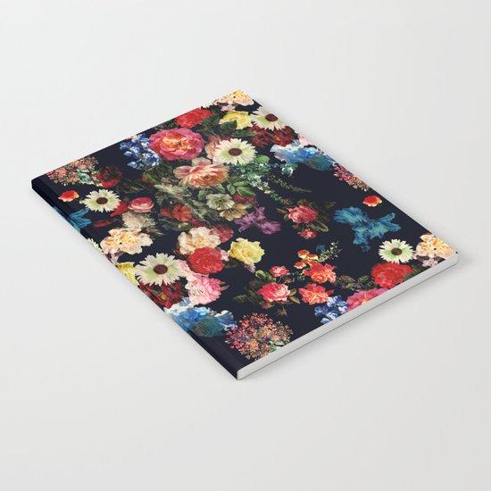 Botanic Pattern Notebook