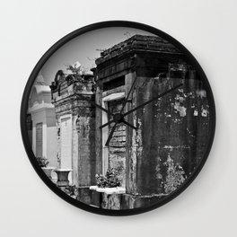 Three Wall Clock