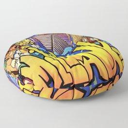 MILWAUKEE: heartMilwaukee Floor Pillow