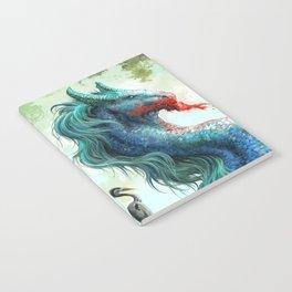 Kelpie Steed Notebook