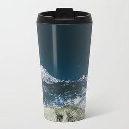 Waves of Mount Saint Helens Travel Mug