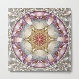 Flower of Life Mandalas 13 Metal Print