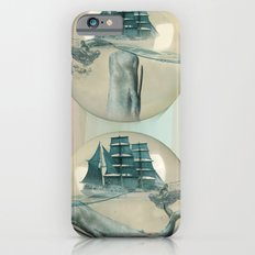 The Battle - Captain Ahab and Moby Dick Slim Case iPhone 6s