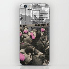 Quarantine iPhone Skin