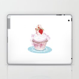 Strawberry Cupcake  Laptop & iPad Skin