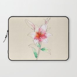 Sundara Flower Power Amaryllis Laptop Sleeve