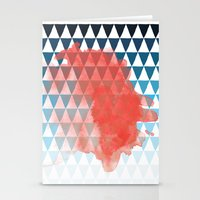 berlin Stationery Cards featuring Berlin by Menina Lisboa