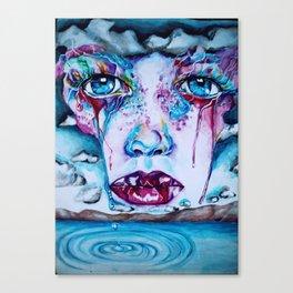 Fair-Weather Friend Canvas Print