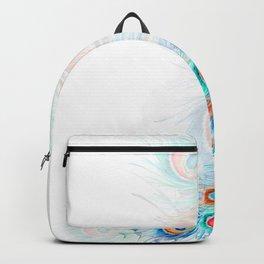 Peacock Theme 04 Backpack