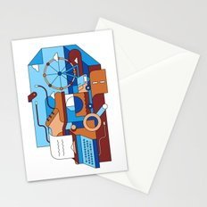 Story out of a Box Stationery Cards