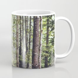 Squamish Forest Floor Coffee Mug