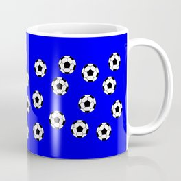 Ballon de foot Coffee Mug
