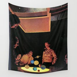 Colonists Wall Tapestry