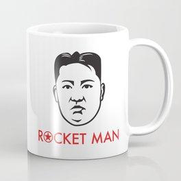 """Rocket Man"" Kim Jong-un Coffee Mug"