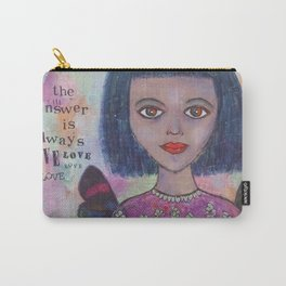 My Truth Carry-All Pouch