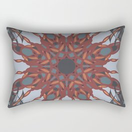 Colors of the Fall Day - Mosaic Rectangular Pillow