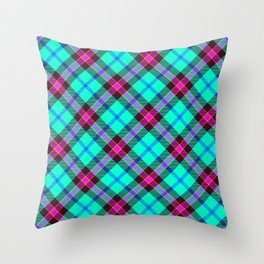 Scottish tartan #31 Throw Pillow