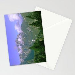 Italian Alps Stationery Cards