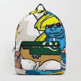 La Smurfette Backpack