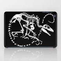 bouletcorp iPad Cases featuring Deinonychus by Bouletcorp