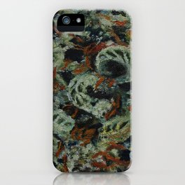 marihuana, cannabis iPhone Case