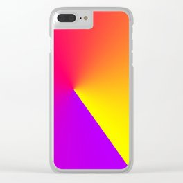 GRADIENT 2 Clear iPhone Case