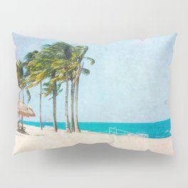 Tropical Breeze Pillow Sham