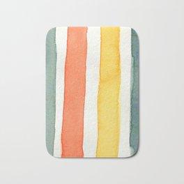 Color Waves Bath Mat