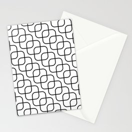 kaskada (white) Stationery Cards