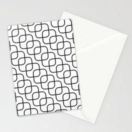 kaskada (white) Stationery Cards
