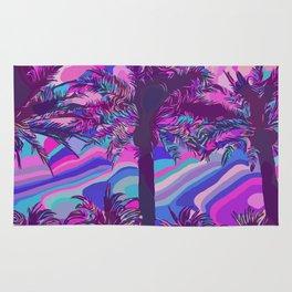 Palm Tree Extacy Rug