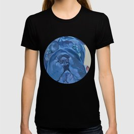 Khloe the Sharpei Portrait T-shirt