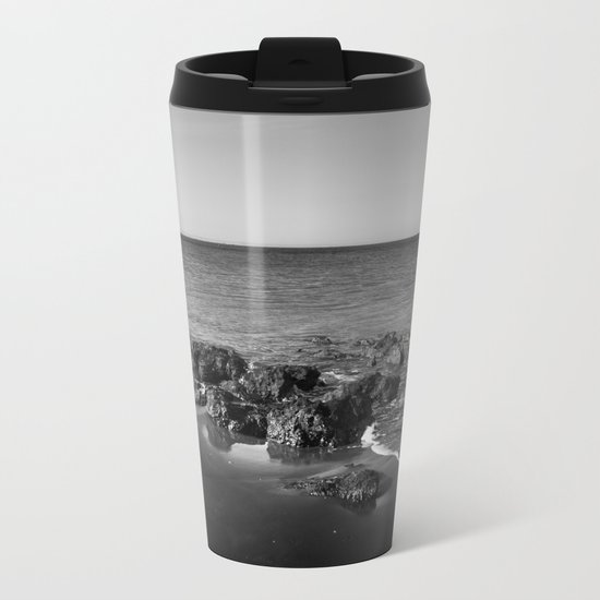 BEACH DAYS XXVII Metal Travel Mug