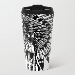 Chief of Pride  Metal Travel Mug